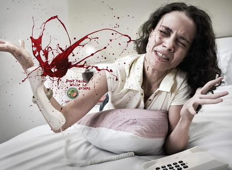 Zabójstwo przez telefon